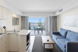 One-Bedroom Deluxe Sea View